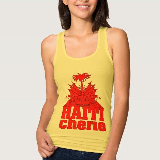 HAITI CHERIE TANK TOP