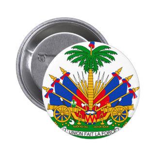 Haiti Coat of Arms Pin