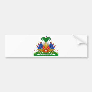 Haiti Coat of Arms Bumper Stickers