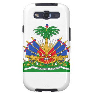 Haiti Coat of Arms Galaxy SIII Case