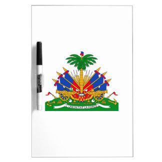 Haiti Coat of Arms Dry Erase Whiteboards