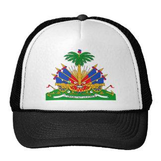 Haiti Coat of Arms Mesh Hat