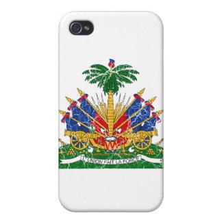 Haiti Coat Of Arms iPhone 4/4S Cover