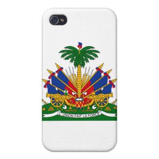 Haiti Coat Of Arms iPhone 4 Cover
