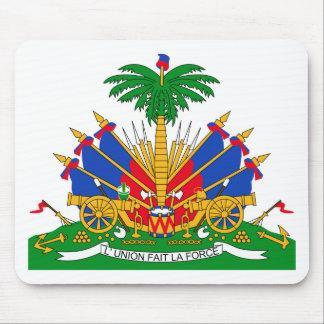 Haiti Coat of Arms Mouse Mat