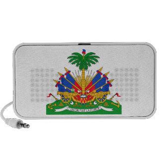 Haiti Coat of Arms Speaker