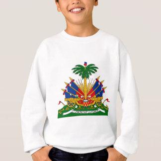 Haiti Coat Of Arms Sweatshirt