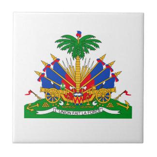 Haiti Coat of Arms Tiles