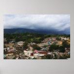 Haiti - Digital Wall Painting / Portrait Poster