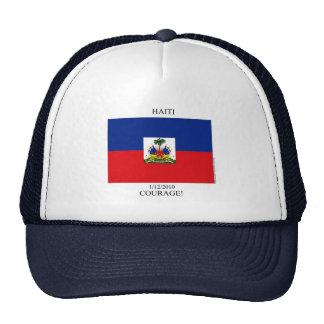 Haiti, Earthquake, Fundraising, Memorabilia Trucker Hat