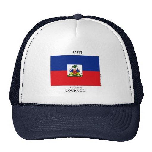 Haiti, Earthquake, Fundraising, Memorabilia Hat