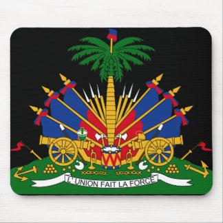 haiti emblem mouse mat