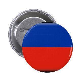 Haiti Flag Pinback Buttons