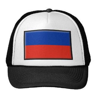 Haiti Flag Trucker Hats