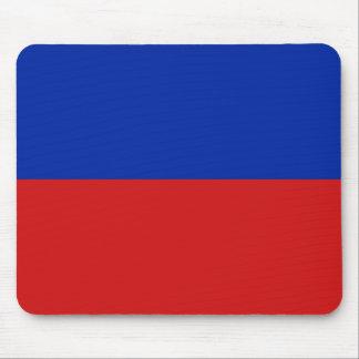 Haiti Flag Mousepad