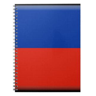 Haiti Flag Note Books