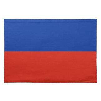 Haiti Flag Placemats