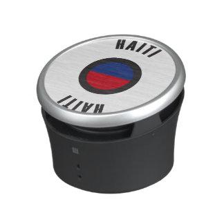 Haiti Flag Simple Speaker