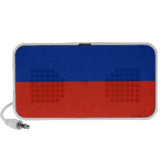 Haiti Flag Mini Speakers
