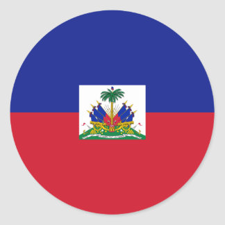 Haiti Flag Sticker