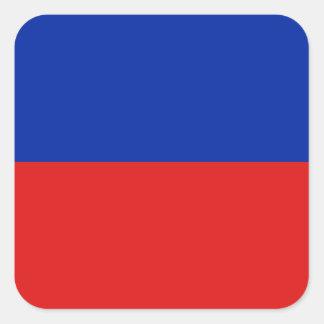 Haiti Flag Sticker