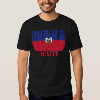 Haiti Flag T Shirts