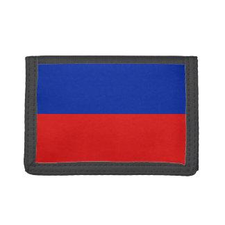 Haiti Flag Wallet
