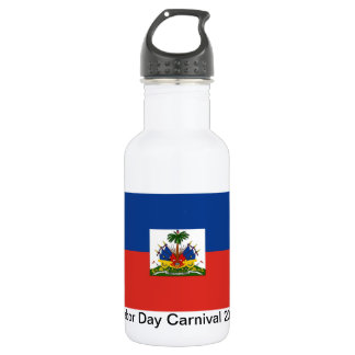 Haiti Labour Day Bottles 532 Ml Water Bottle