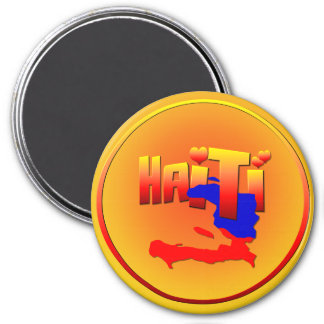 HAITI LOVE Magnet