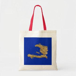 Haiti Map Bag