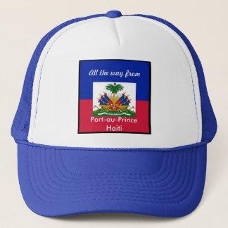 Haiti products trucker hat