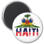 HAITI REFRIGERATOR MAGNET