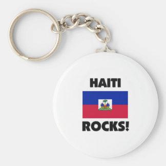 Haiti Rocks Key Ring
