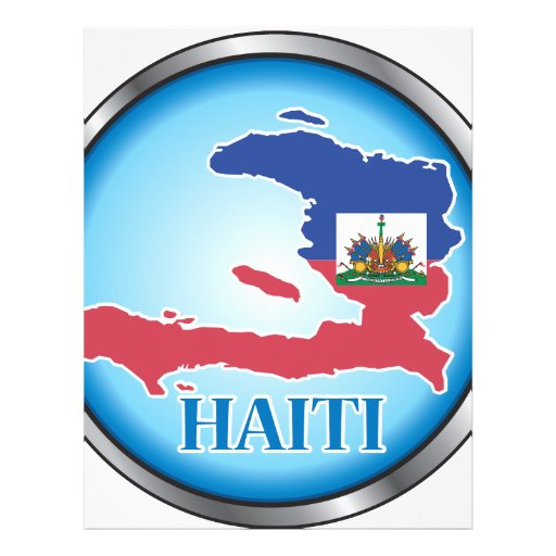 Haiti Round Button.ai 21.5 Cm X 28 Cm Flyer