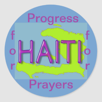 Haiti stickers