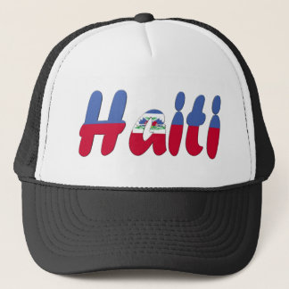 Haiti Trucker Hat