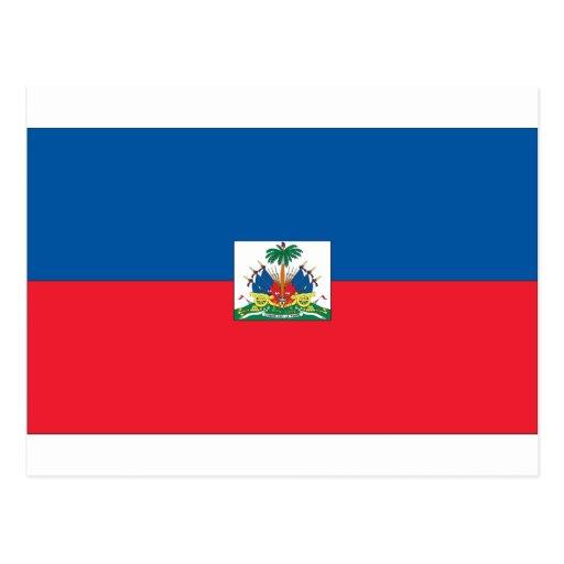 Haitian Flag Postcards