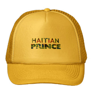 HAITIANPRINCE001 CAP