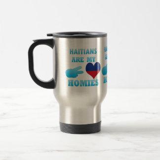 Haitians are my Homies Mug