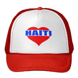 haitiheart001 mesh hats