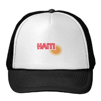 haitisoleil010 mesh hats