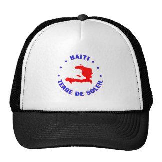 haitisoleil03 trucker hat