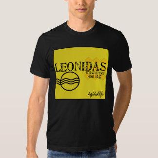 Hajduk Life: Leonidas The Brave Tees