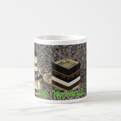 Hajj Mubarak Coffee/Tea Cup/Mug