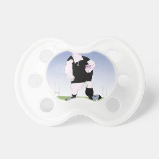 hakka rugby rules!, tonyu fernandes baby pacifier