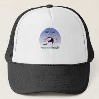 hakka rugby steamroller, tony fernandes trucker hat