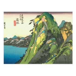 Hakone Postcard