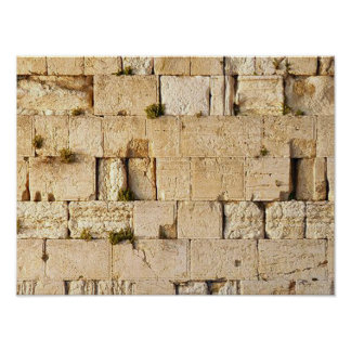 HaKotel - The Western Wall Poster