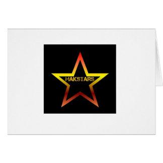 HAKSTARS MEGA STORE CARD