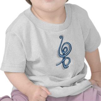 Hakuna Matata ~ blue symbol Tee Shirt